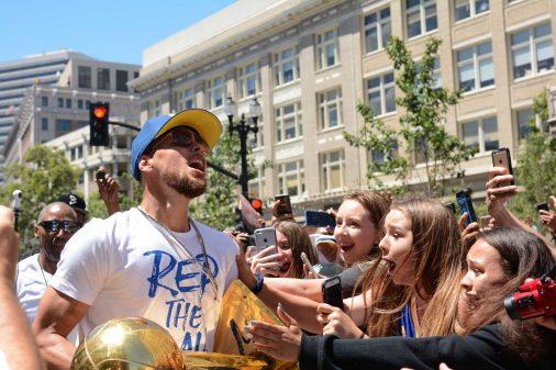 Democrats Invite Golden State Warriors To Congress