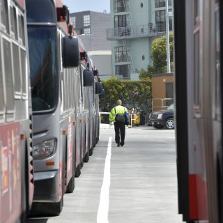 New Muni yard opens after 30 years in the making