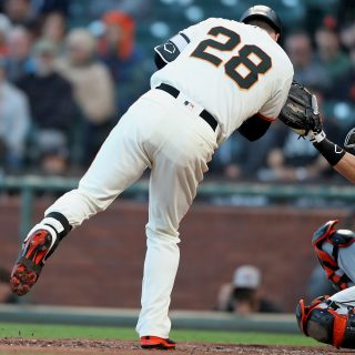 Giants claim beanball battle victory over Marlins