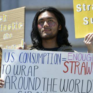 San Francisco drops ban hammer on plastic straws