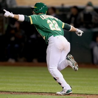 Laureano's 13th-inning walkoff ends scoreless pitcher's duel