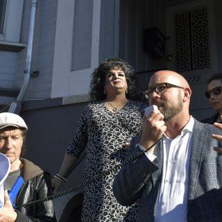Drag queens allege bias in Ellis Act evictions