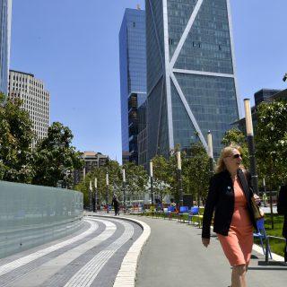 Salesforce Transit Center ready for public debut