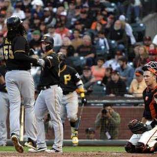 After honoring Bonds, Giants offense a no-show