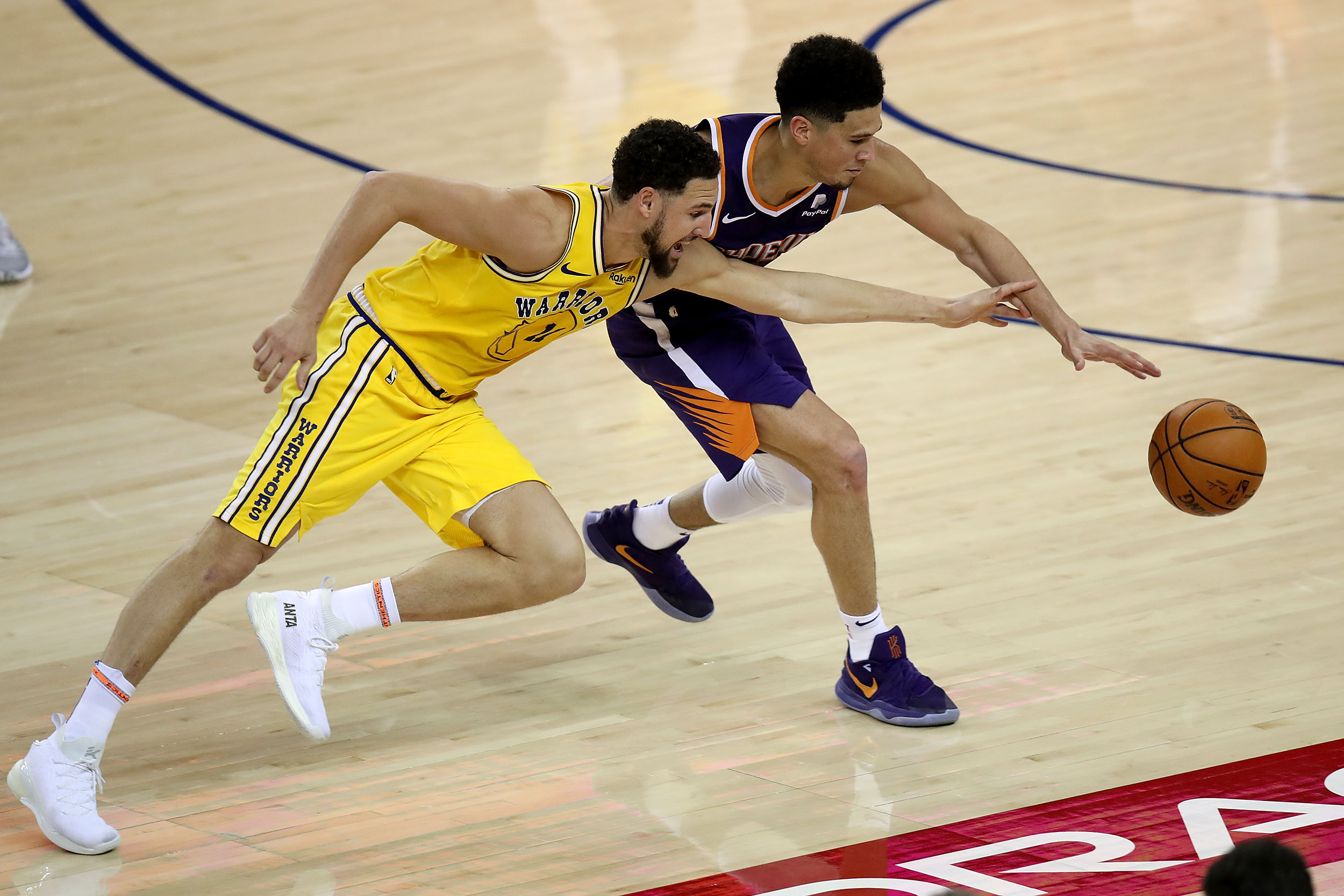 cc20338cb7ff Suns shock Warriors behind Devin Booker s 37 – SFBay