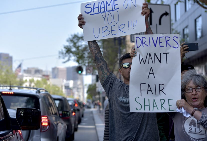 Gig Economy Bill Becomes Law, Much To Uber And Lyft's Chagrin