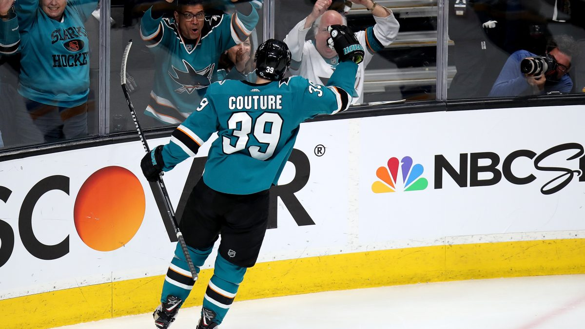 Blues Snap Back Against Sharks, Knot Series Heading Back