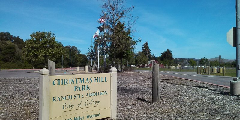 Christmas Hill Park Shooting.Police Tweet Indicates Victims In Gilroy Garlic Festival