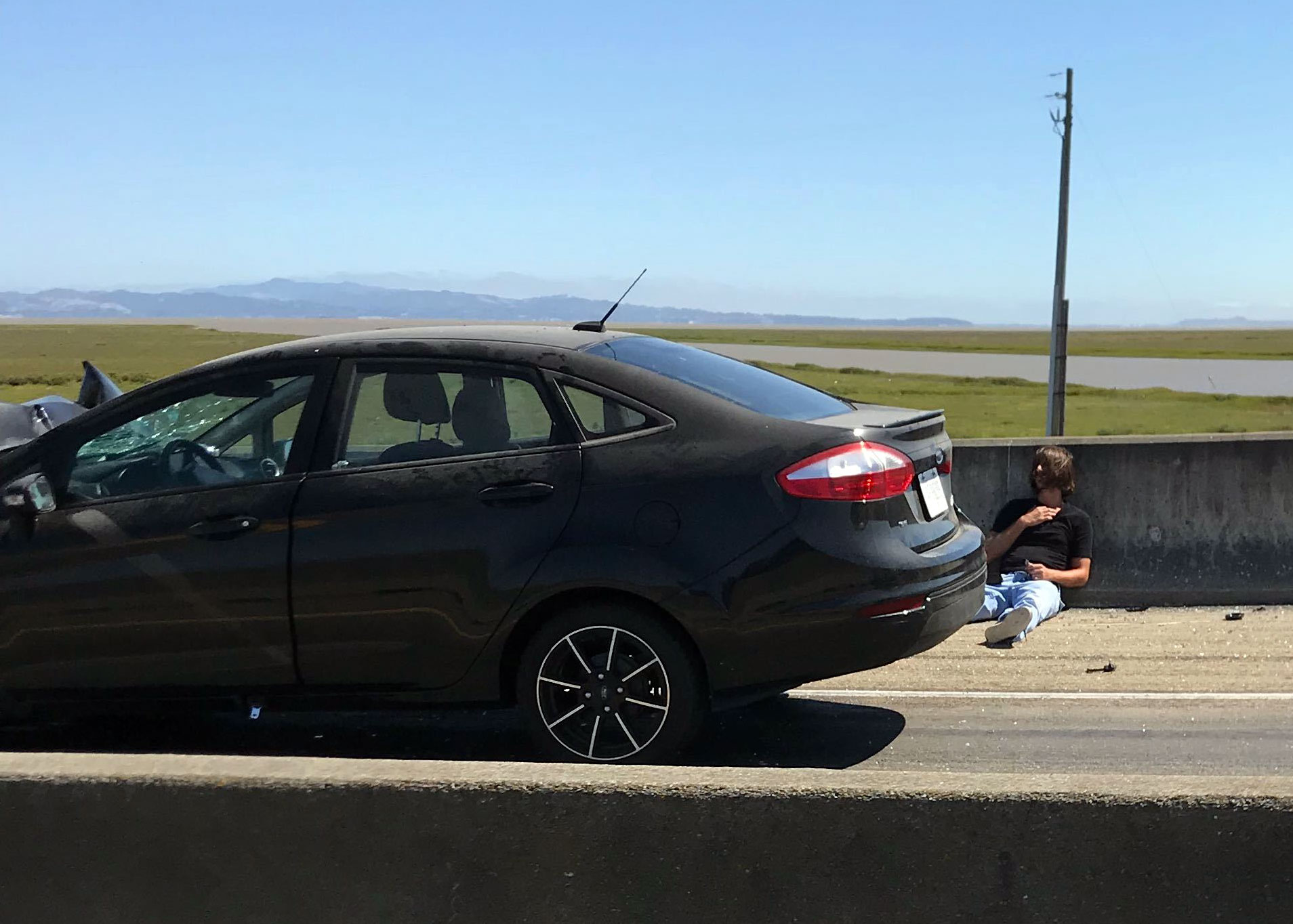 Highway 37 accident – SFBay