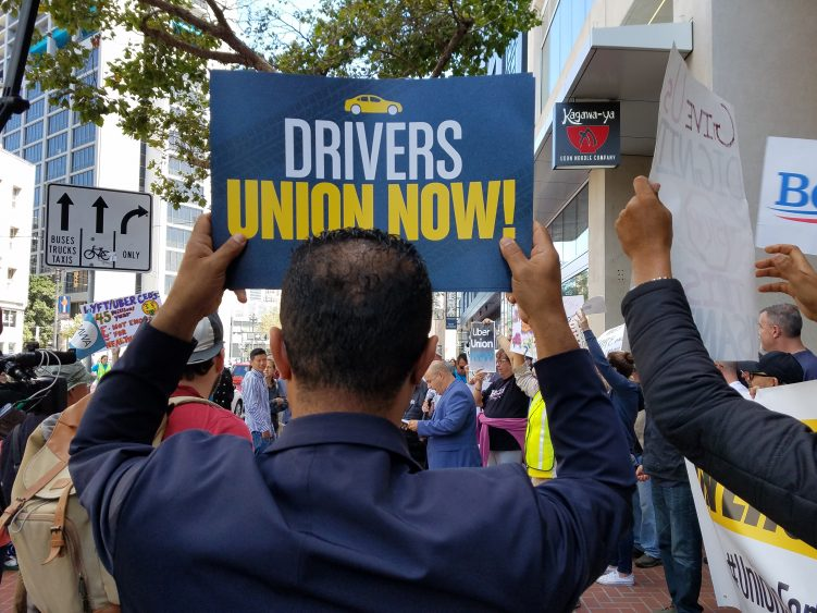 California's new labor bill and its impact on the gig economy
