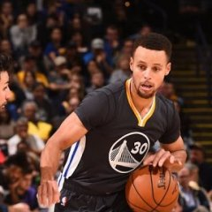 Warriors 'Big 3' bite Timberwolves in homecoming win
