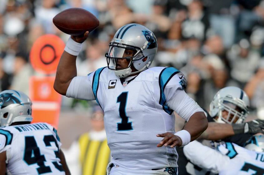 Carolina Panthers vs