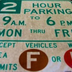 San Francisco Parking Zones
