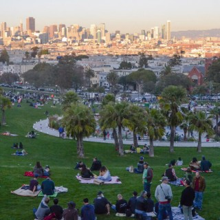 Access to SF parks scored as best in nation