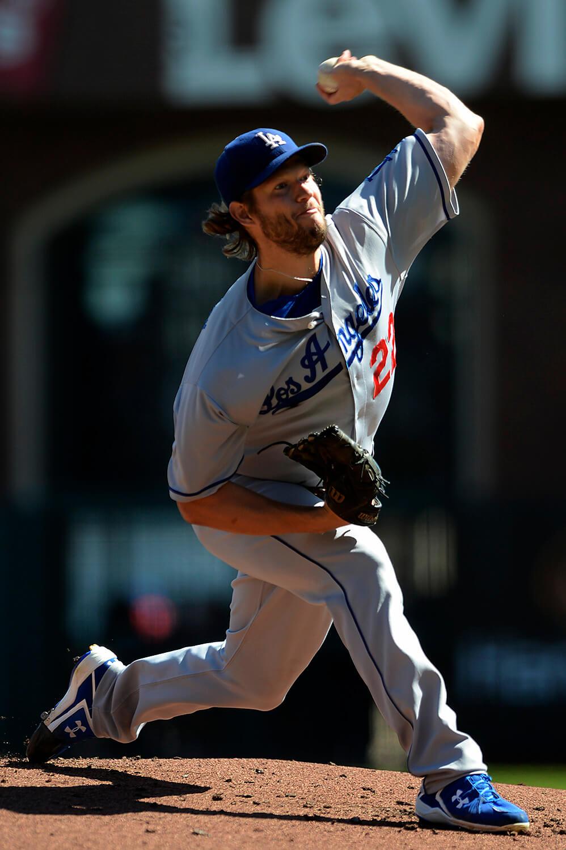 Los Angeles Dodgers vs San Francisco Giants