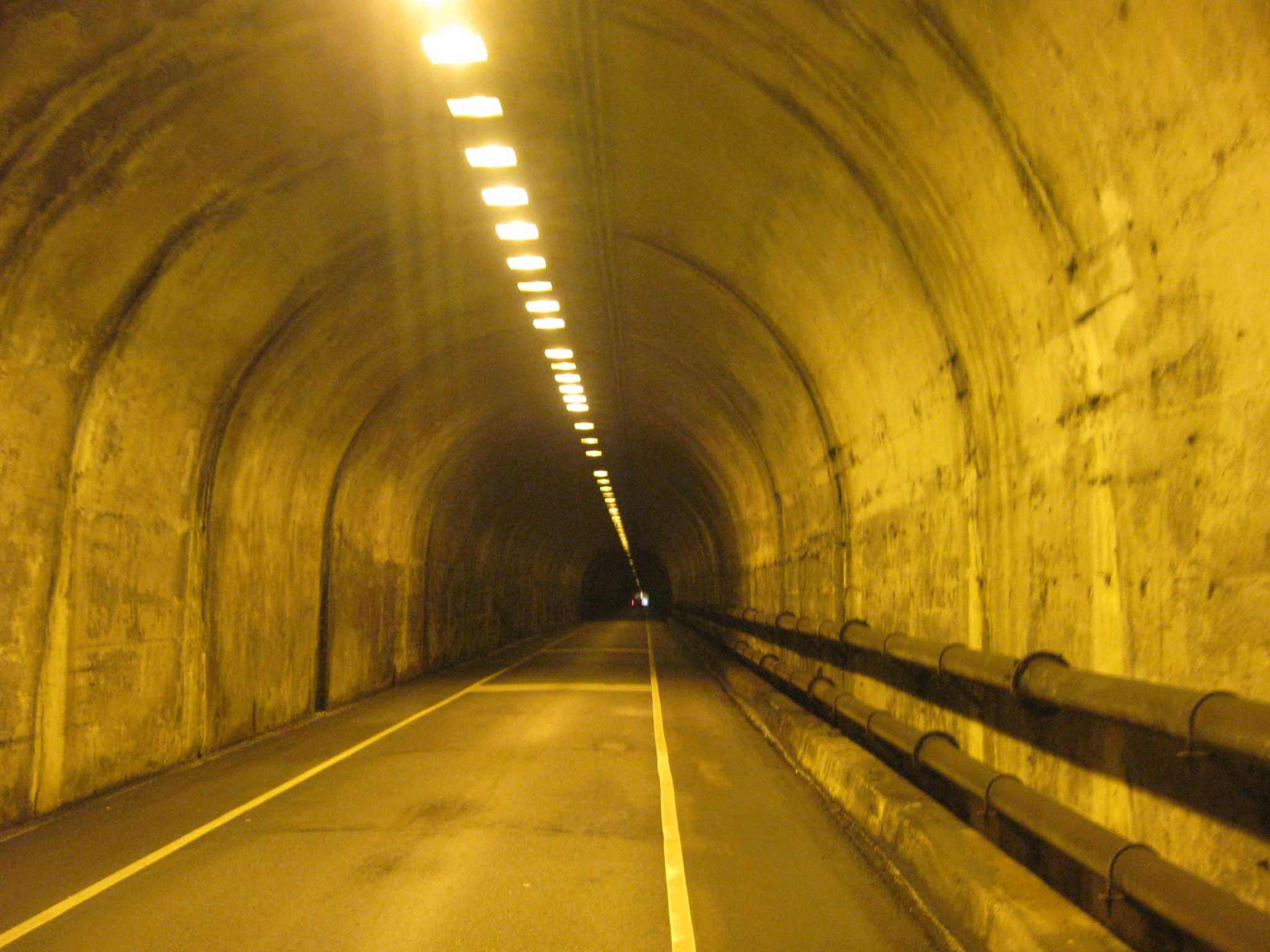 Baker-Barry Tunnel Marin Headlands