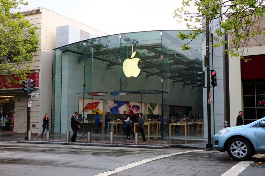 Palo Alto Apple Store