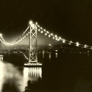 Bay Bridge construction celebrated in online exhibit