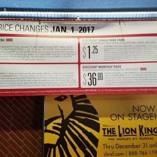 Muni's New Year's resolution: Higher fares
