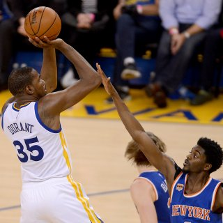 Kevin Durant calf injury could cloud closing lineup