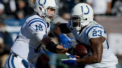 Indianapolis Colts vs