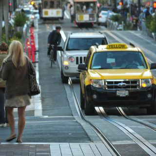 SF eliminates renewal fees for taxi medallion holders