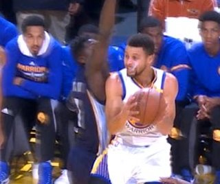 Warriors waste vintage Curry performance in overtime loss