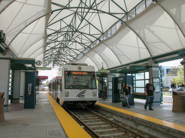 VTA light rail