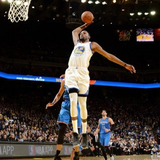 Warriors ride Kevin Durant, trample Thunder