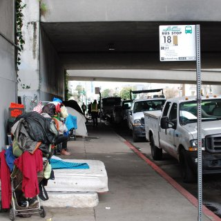 Oakland drug-free homeless 'village' dismantled