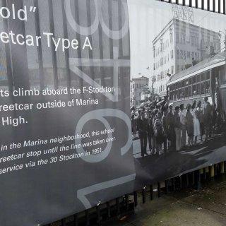 Walk through Muni history at Kirkland bus yard