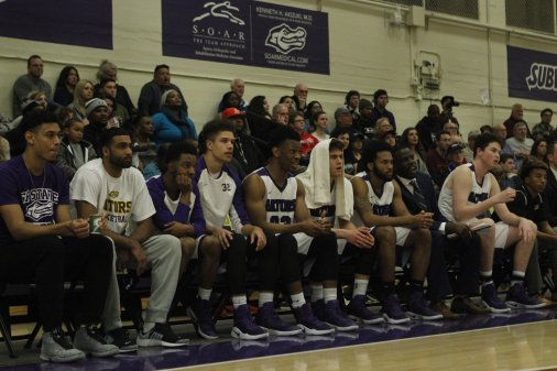 SF State Men's Basketball