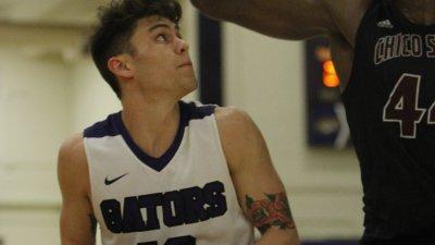 SF State Men's Basketball
