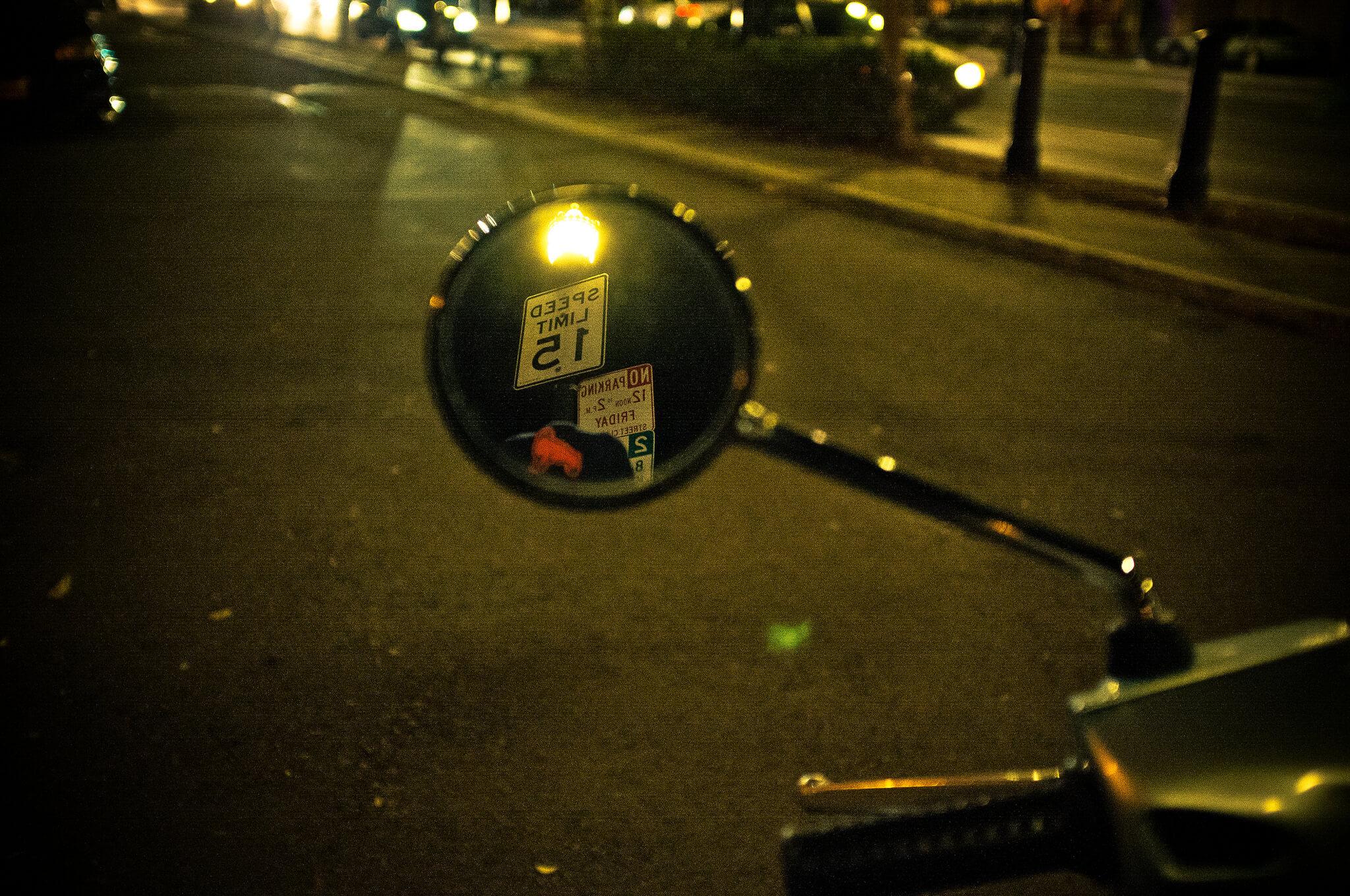 San Francisco speed limit