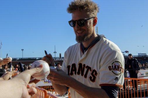 Giants Fan Fest 2017