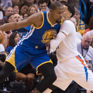 Durant returns to Oklahoma City with a vengeance