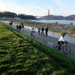 Crissy Field Promenade