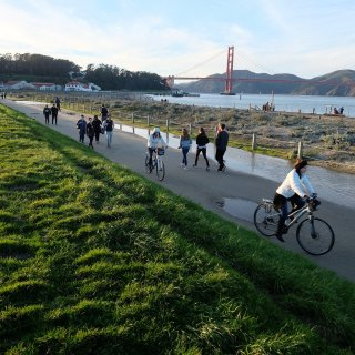 Feds approve permit for Crissy Field rally
