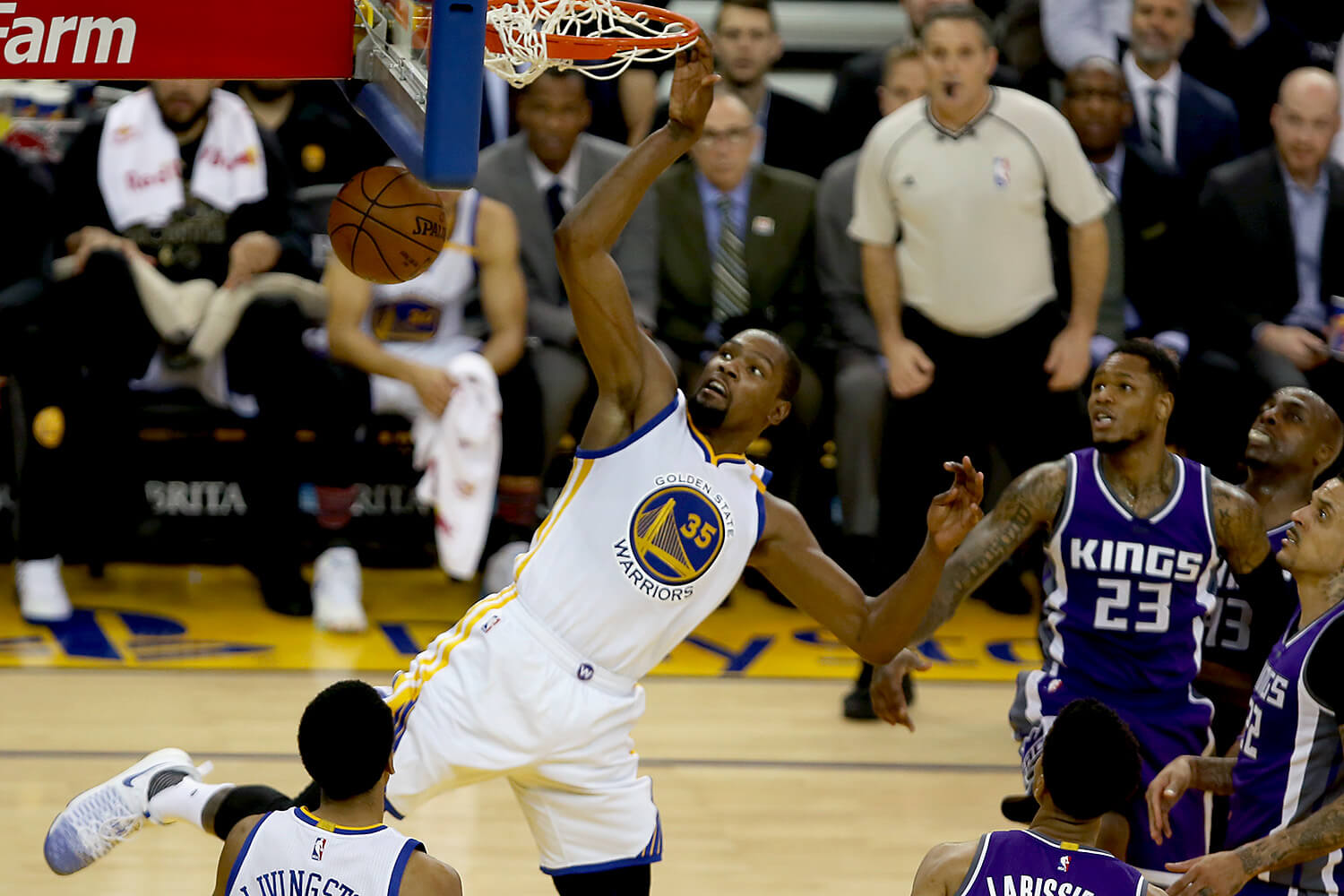 Sacramento Kings  vs Golden State Warriors
