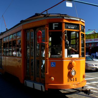Muni changes include F-Market reductions