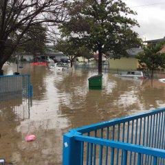 San Jose flooding