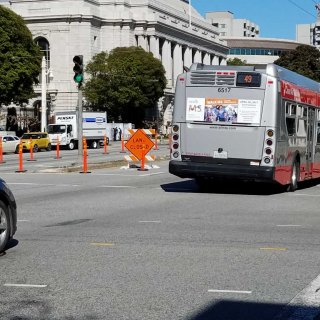 Work begins on Van Ness transit corridor