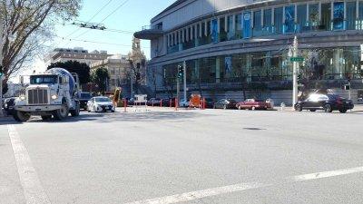 Van Ness BRT groundbreaking