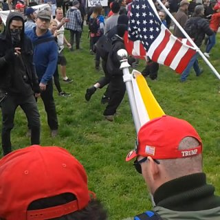 Berkeley 'March 4 Trump' rally sparks violent clash