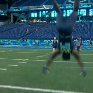 NFL Combine Day 4: Defensive backs close out draft showcase