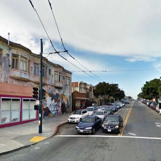Palou Street on deck for pedestrian improvements