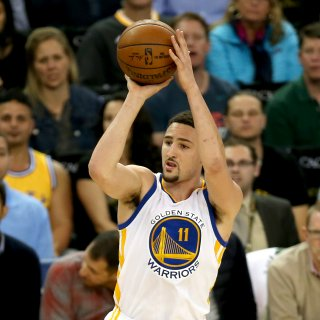 Warriors get back to dominance, thrash Magic