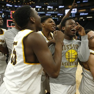 Mission makes history with first-ever state title