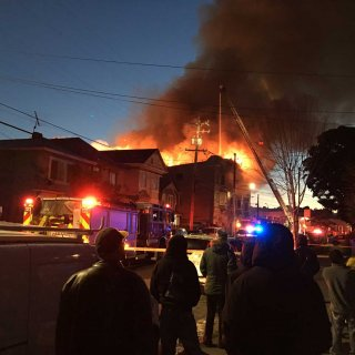 Three confirmed dead in 4-alarm Oakland fire