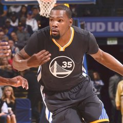 Kevin Durant Warriors Pelicans